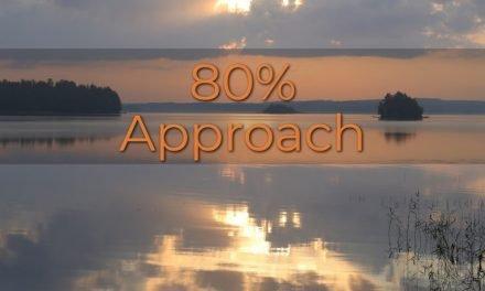 80% Approach